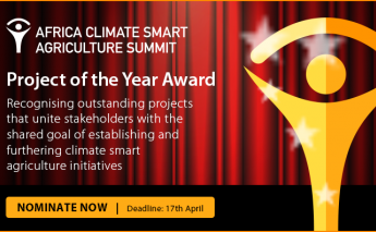 Nominations are now open for the Project of the Year Showcase and Award
