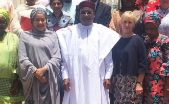 Women's leadership is critical to the future of Niger